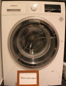 ein Waschtrockner